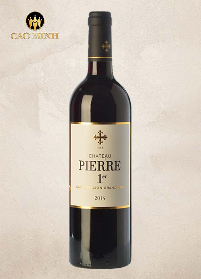 Rượu Vang Pháp Château Pierre 1 Er