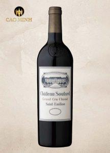 Rượu Vang Pháp Chateau Soutard