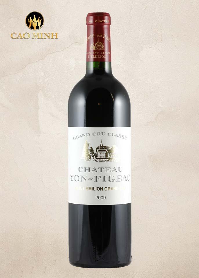 Rượu vang Pháp Château Yon-Figeac