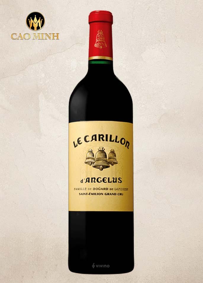 Rượu Vang Pháp Le Carillon d'Angelus
