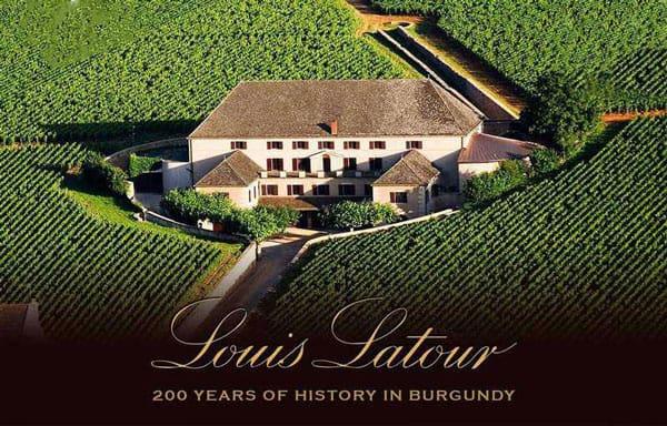Nhà Louis Latour vùng Bourgogne