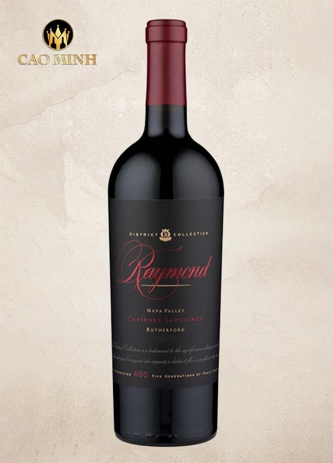 RƯỢU VANG MỸ RAYMOND RUTHERHOOD