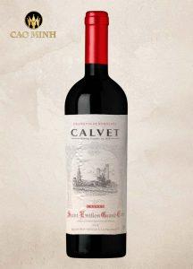 Rượu Vang Pháp Calvet Saint Emilion Grand Cru