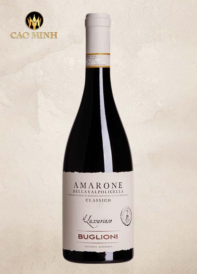 Rượu vang Amarone della Valpolicella Classico