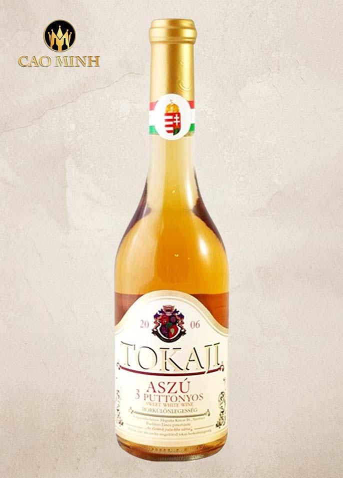 Rượu Vang Hungary Tokaji Aszú 3 Puttonyos