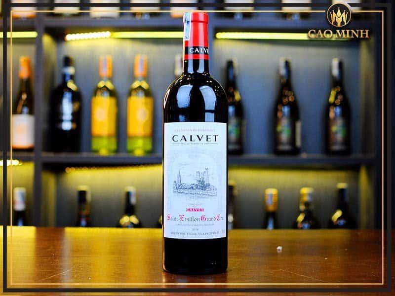 Calvet Saint Emilion