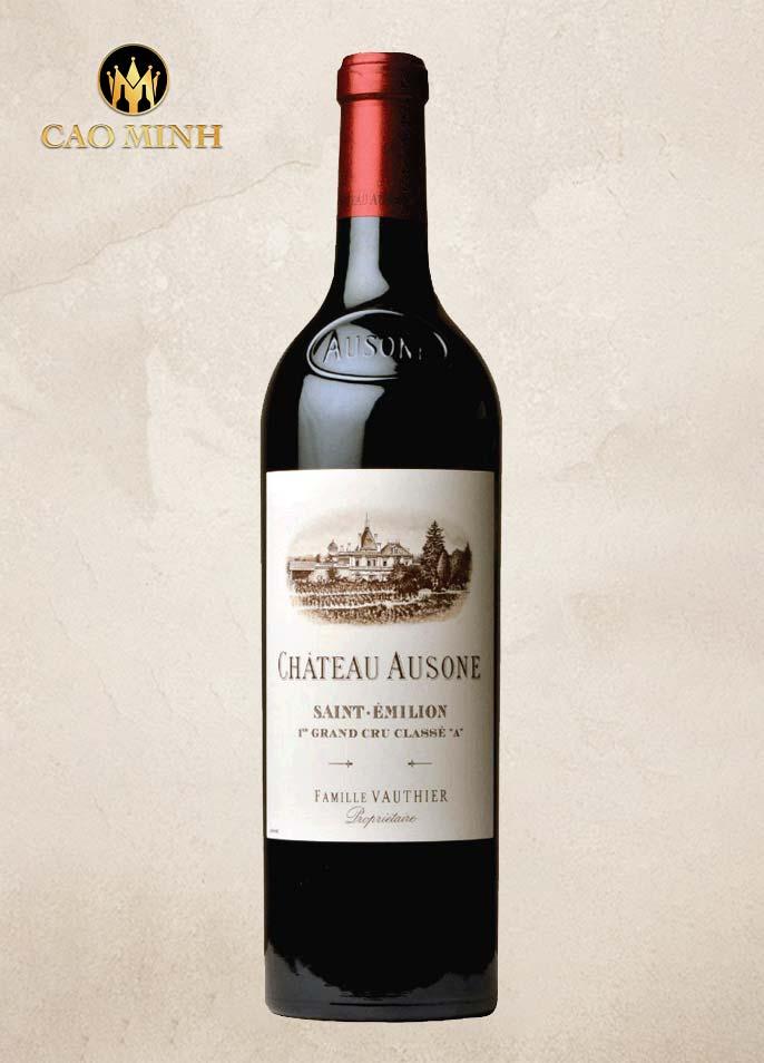 Rượu Vang Pháp Château Ausone