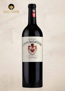 Rượu Vang Pháp Chateau Canon La Gaffeliere