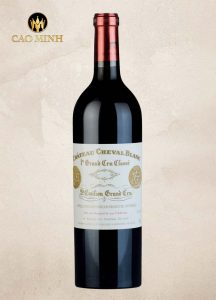 Rượu Vang Pháp Château Cheval Blanc