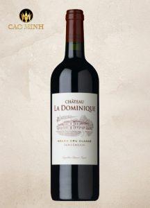 Rượu vang Pháp Château La Dominique