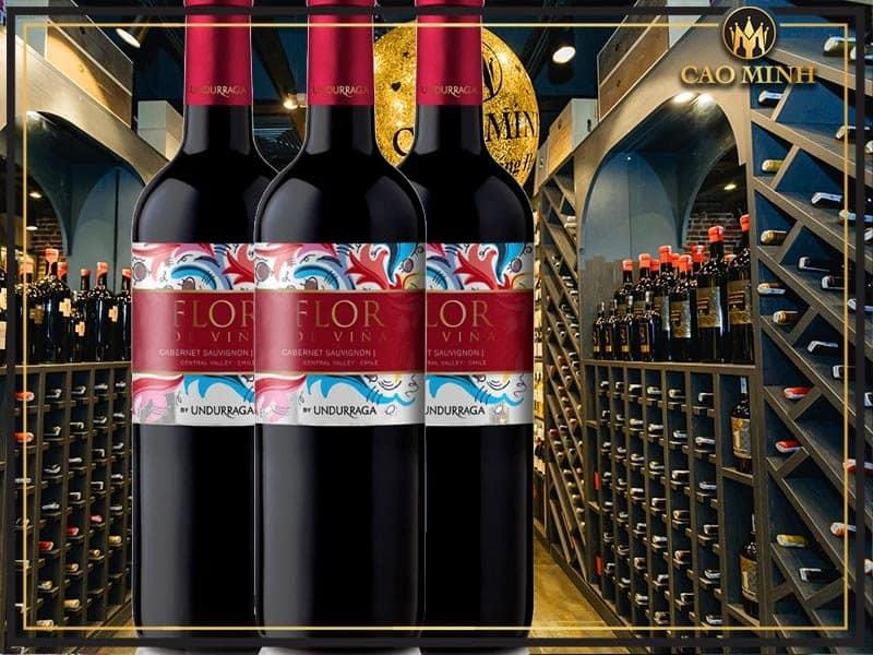 Flor de vina cabernet sauvignon