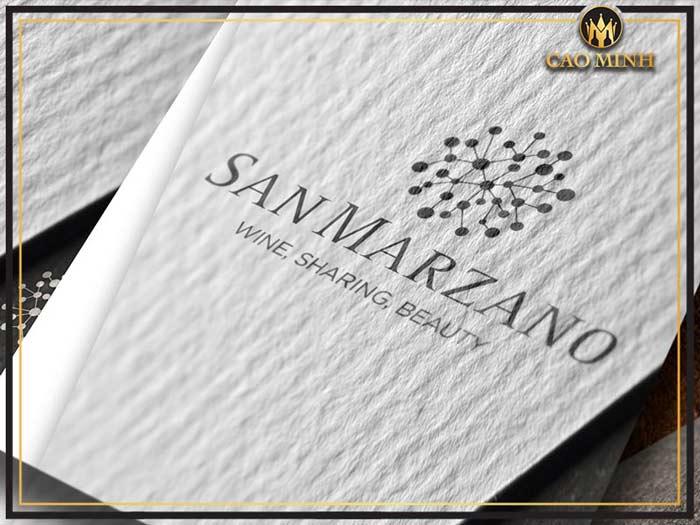 Giới thiệu về nhà sản xuất rượu vang San Marzano