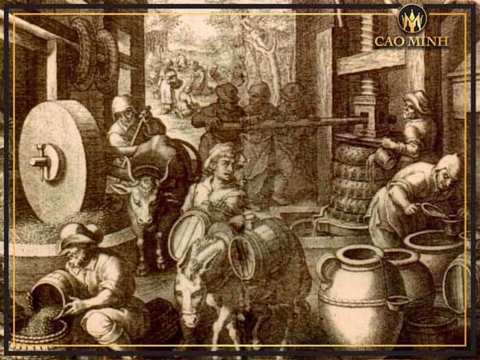 Lịch sử phát triển rượu vang Bulgaria