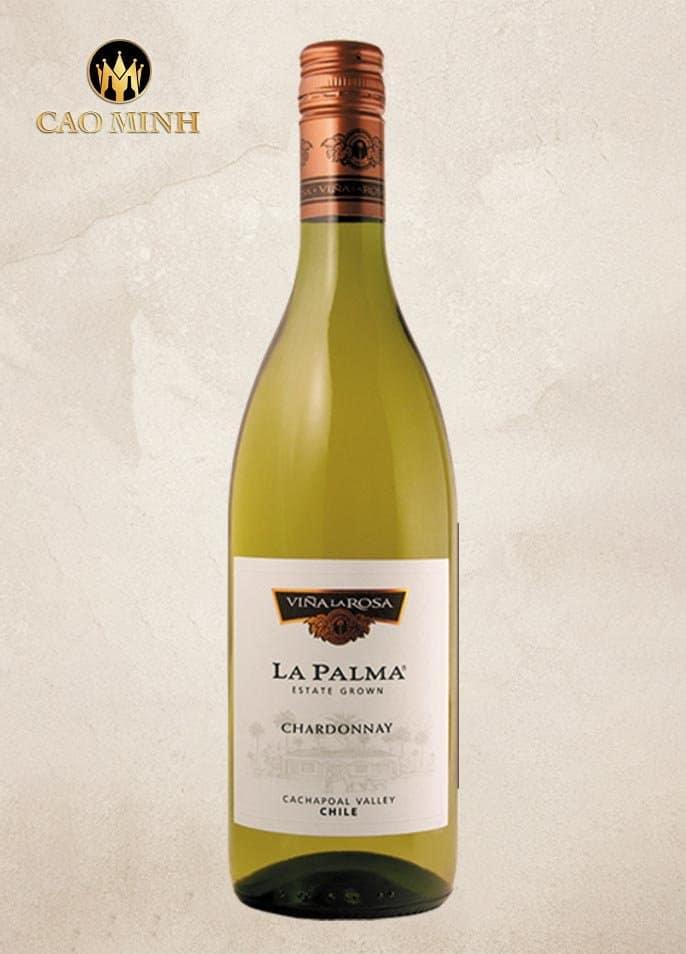 Rượu Vang Chile Viña La Rosa La Palma Estate Grown Chardonnay