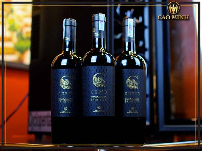 Rượu vang Ý Cantine Cupid
