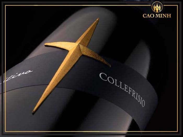 Rượu vang Ý Collefrisio Primitivo Salento