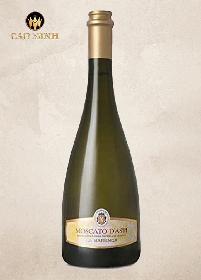 Rượu Vang Ý La Marenca Moscato D'Asti DOCG