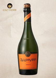 Rượu Vang Chile Valdivieso Sparkling Brut