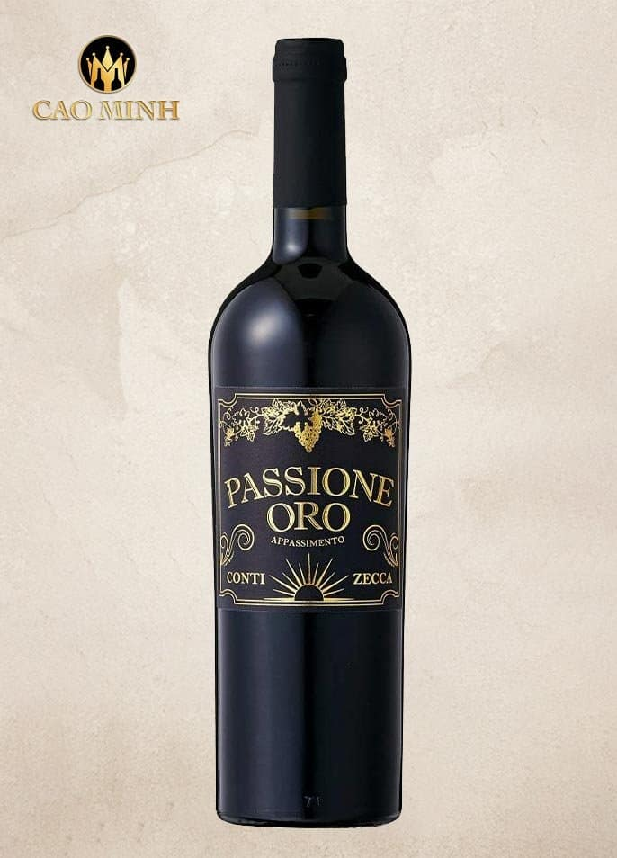 Rượu Vang Ý Passione Oro Appassimento