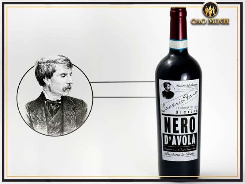 Saverio Faro Nero d'Avola DOC