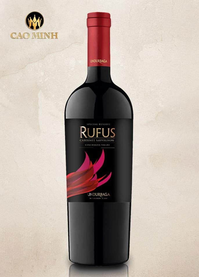 Rượu Vang Chile Undurraga Rufus Cabernet Sauvignon