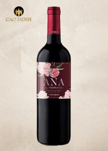 Rượu Vang Chile Ana La Propuesta Cabernet Sauvignon