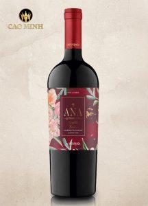 Rượu Vang Chile ANA La Propuesta Reserve Cabernet Sauvignon