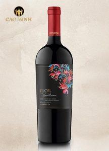 Rượu Vang Chile Flor De Vina Grand Cabernet Sauvignon