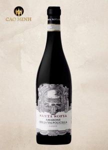 Rượu Vang Ý Santa Sofia Amarone della Valpolicella Classico