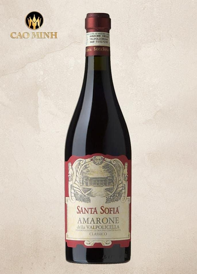 Rượu Vang Ý Santa Sofia Amarone della Valpolicella Reserve
