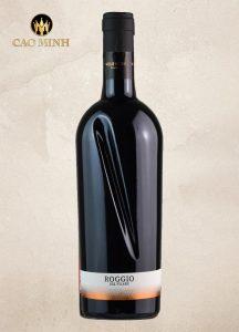 Rượu Vang Ý Roggio Del Filare