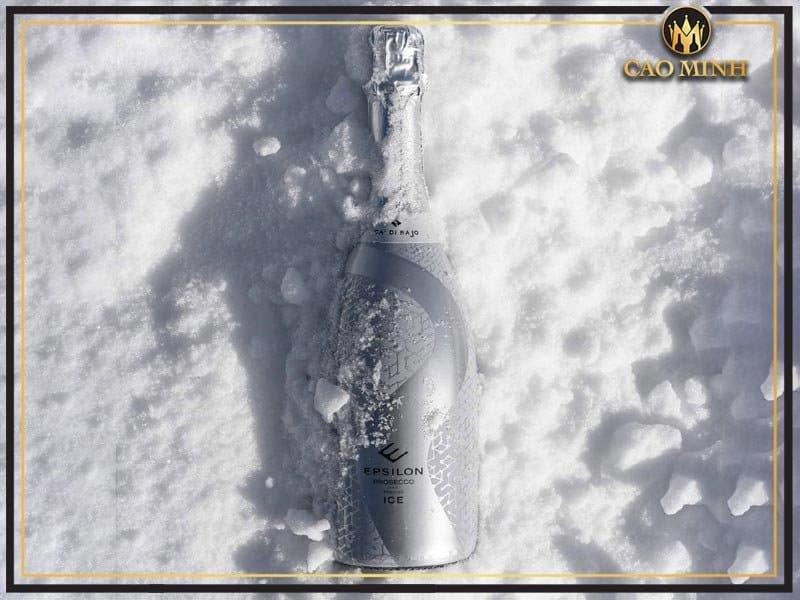 Epsilon Prosecco DOC Treviso Dry Ice
