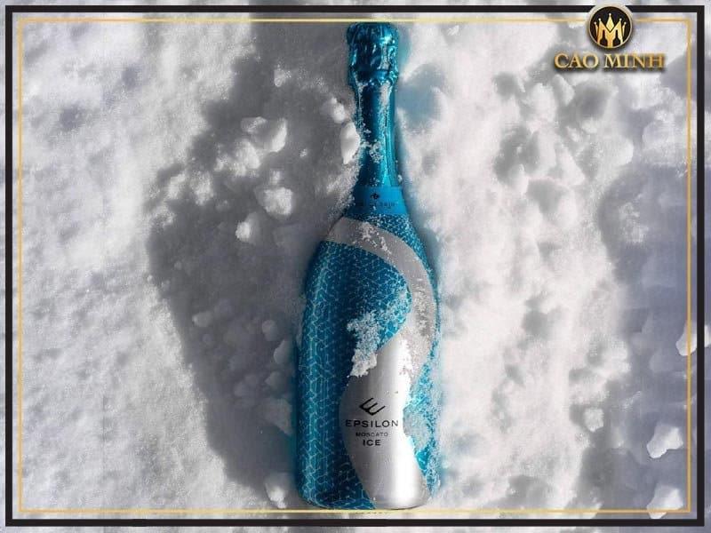Epsilon Moscato Spumante Dolce Ice