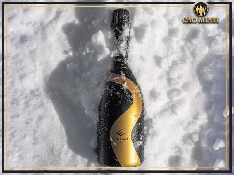 Epsilon Luxxo Vino Spumante