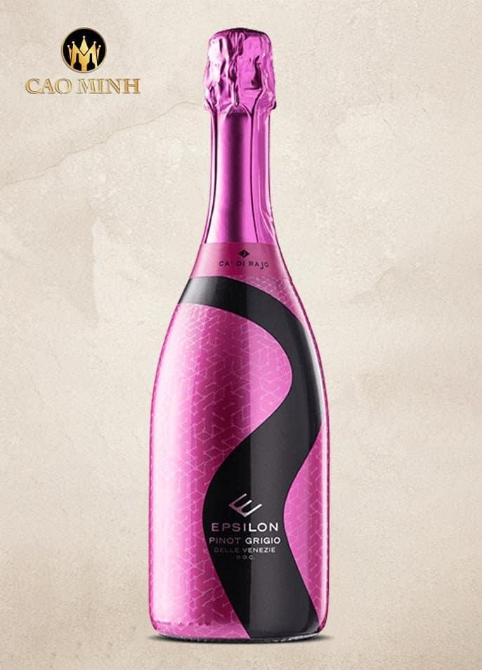 Rượu Vang Ý Epsilon Pinot Grigio Delle Venezie DOC