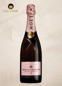 Rượu Vang Pháp Moët Brut Imperial Rosé