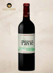 Rượu Vang Pháp Aromes De Pavie