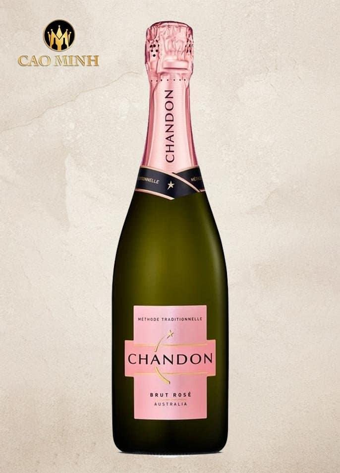 Rượu Vang Úc Chandon Brut Rose