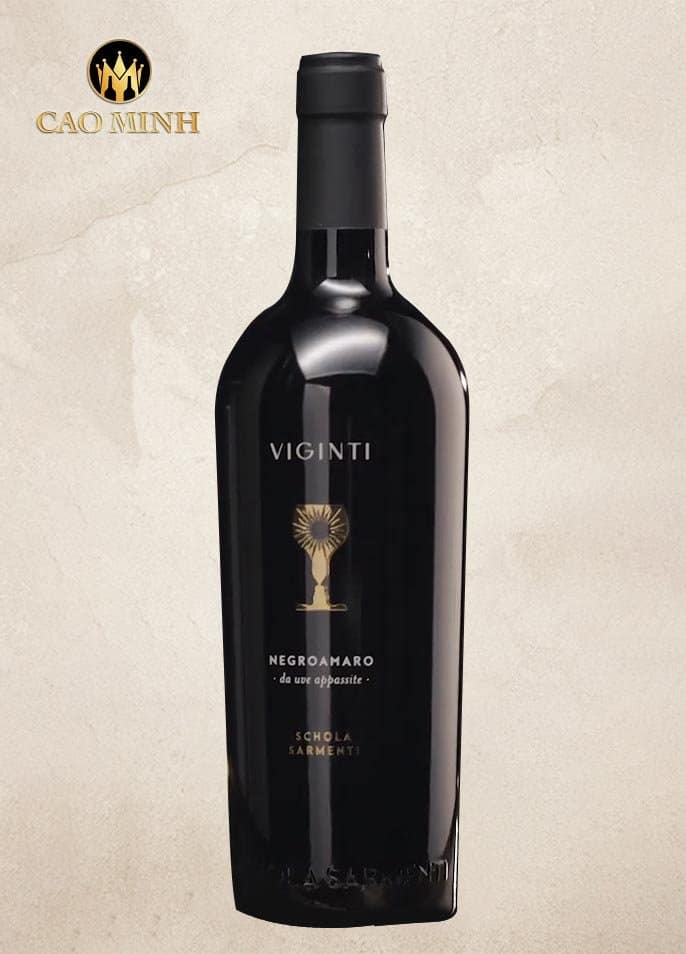 Rượu Vang Ý Viginti Schola Sarmenti