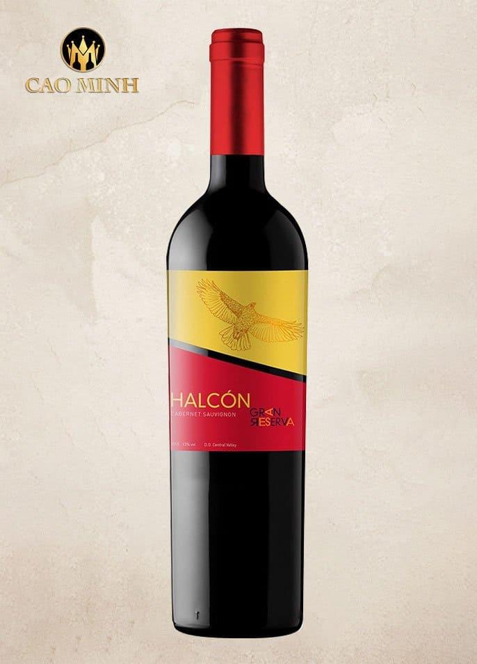 Rượu Vang Chile Halcón Cabernet Sauvignon